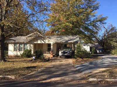 Texarkana Single Family Home For Sale: 3701 Magnolia