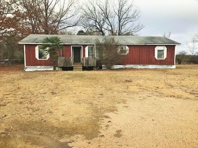 Manufactured Home For Sale: 1754 County Road 4243