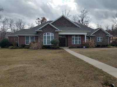 Texarkana TX Single Family Home For Sale: $329,500