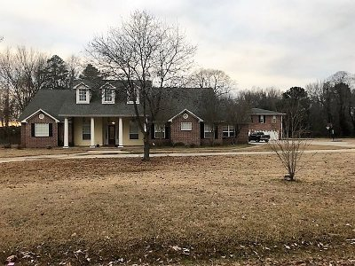 Nash Single Family Home For Sale: 311 Glenway