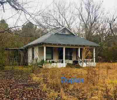 Miller County, Bowie County Multi Family Home For Sale: 185 Mc 139
