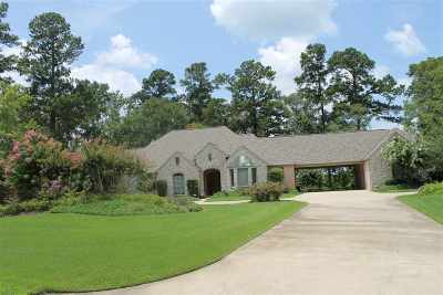 Texarkana TX Single Family Home For Sale: $499,900