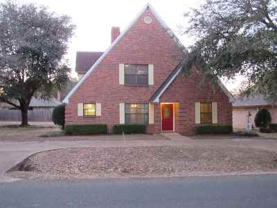Texarkana TX Single Family Home For Sale: $259,000