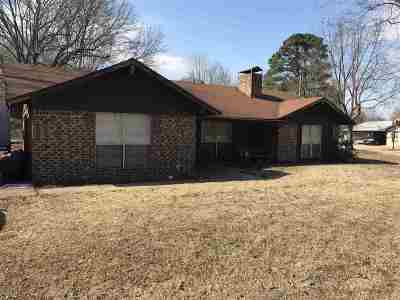 Hooks Single Family Home For Sale: 75 County Road 2221 #Whitten