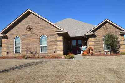 Texarkana Single Family Home For Sale: 6 Copper Ridge