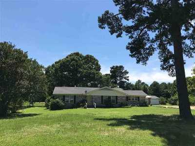 Fouke Single Family Home For Sale: 13823 Hwy 71