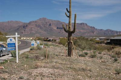 Gold Canyon East Residential Lots & Land For Sale: 5371 S Gold Canyon Drive