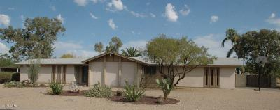 Single Family Home Sold: 6634 E Aster Drive
