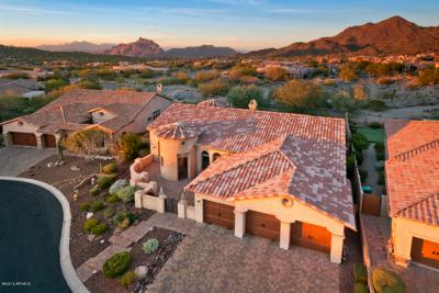 Mesa AZ Single Family Home Sold: $650,000