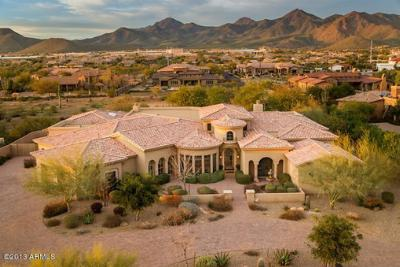 Scottsdale AZ Single Family Home Sold: $1,999,900