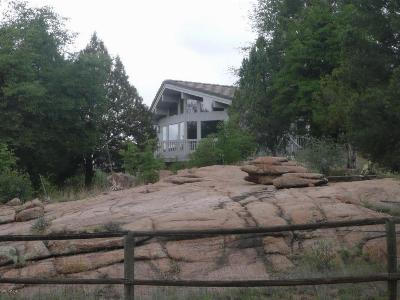 Payson Single Family Home For Sale: 1101 W Longhorn Road