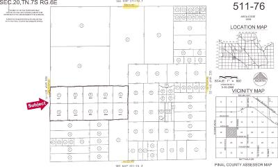 Casa Grande Residential Lots & Land For Sale: 17562 S Casa Mia Road