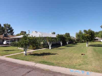 Phoenix AZ Multi Family Home Closed: $240,000