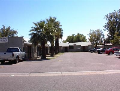 Phoenix AZ Multi Family Home Sold: $250,000