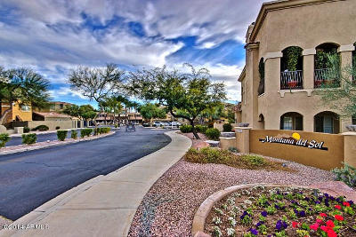 Scottsdale AZ Condo/Townhouse Sold: $269,900