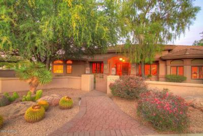 Single Family Home Sold: 26705 N Picacho Circle