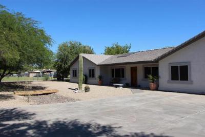 Tempe AZ Single Family Home Closed: $799,000