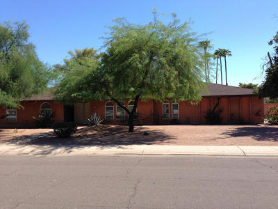 Tempe AZ Single Family Home Closed: $357,000
