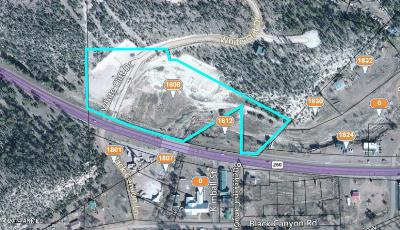 Heber Residential Lots & Land For Sale: 1808 E Hwy 260