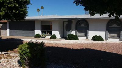 Phoenix AZ Single Family Home Sold: $144,900