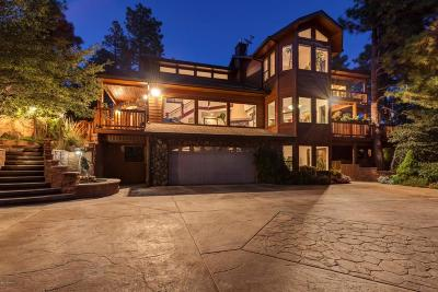 Prescott Single Family Home For Sale: 240 E Marapai Road