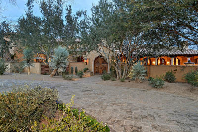 Paradise Valley Single Family Home For Sale: 5515 N Saguaro Road