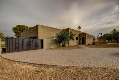 Scottsdale Single Family Home For Sale: 8476 E Cactus Road