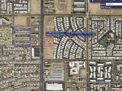 Glendale Residential Lots & Land For Sale: 53x3 N 59th Avenue
