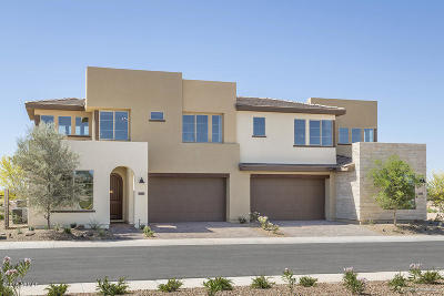 San Tan Valley Gemini/Twin Home For Sale: 36263 N Desert Tea Drive