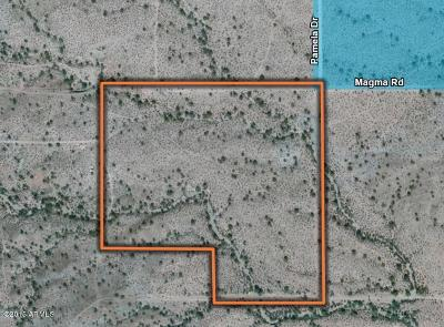 Queen Creek Residential Lots & Land For Sale: Magma Road