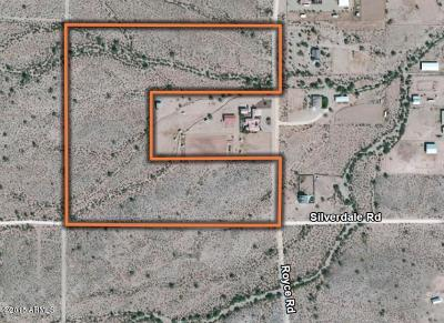 Queen Creek Residential Lots & Land For Sale: N Royce Road