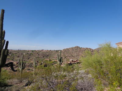 Fountain Hills Residential Lots & Land For Sale: 15311 E Lotus Lane