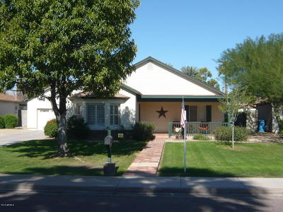 Phoenix Single Family Home For Sale: 414 W Colter Street