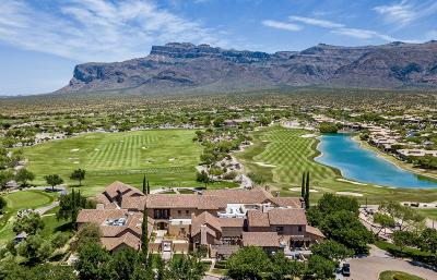 Superstition Mountain Residential Lots & Land For Sale: 8790 E Quartz Mountain Drive