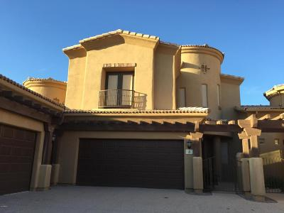 Gold Canyon Rental For Rent: 5370 S Desert Dawn Drive #8