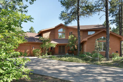 Flagstaff Single Family Home For Sale: 2563 Hart Merriam