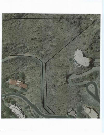 Paradise Valley Residential Lots & Land For Sale: 5739 E Quartz Mountain Road
