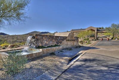 Fountain Hills Residential Lots & Land For Sale: 10625 N Crestview Drive