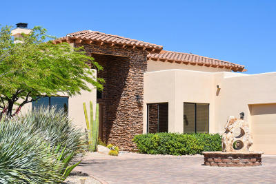 Wickenburg Single Family Home For Sale: 56214 N Vulture Mine Road