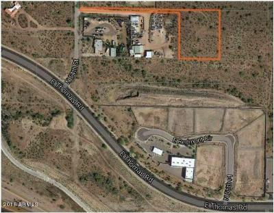 Mesa Residential Lots & Land For Sale: 3735 N 54th A Street