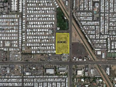 Mesa Residential Lots & Land For Sale: 104 N Val Vista Drive