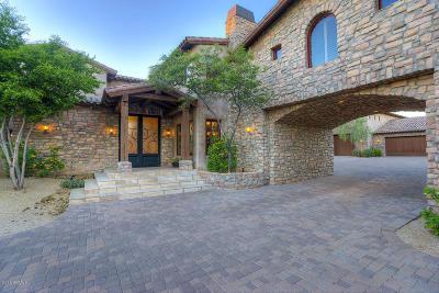 Scottsdale Single Family Home For Sale: 8000 E Mariposa Grande Drive