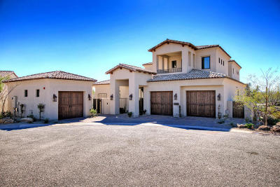 The Village At Paradise Reserve Single Family Home For Sale: 3965 E Sierra Vista Drive