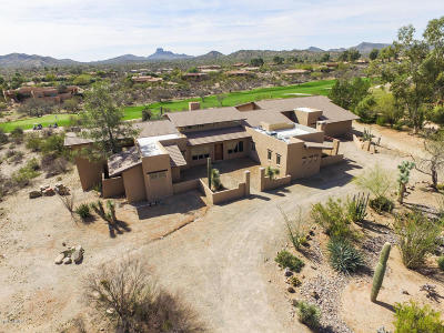 Wickenburg Single Family Home For Sale: 2061 W Condor Road