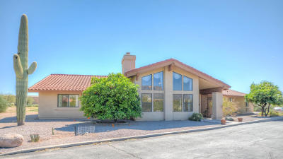 Gold Canyon Single Family Home For Sale: 10785 E Cordova Street