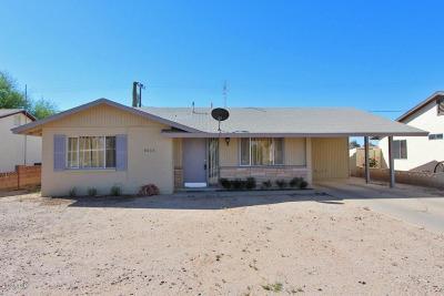 Arizona City Single Family Home For Sale: 9033 W Santa Cruz Boulevard