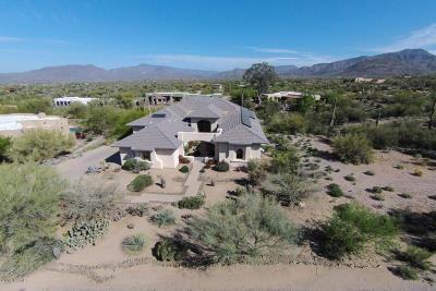 Cave Creek Single Family Home For Sale: 6946 E Stevens Road