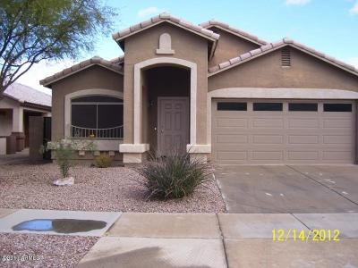 Queen Creek Rental For Rent: 22366 E Via Del Palo