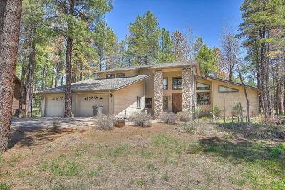 Flagstaff Single Family Home For Sale: 3-6309 Griffiths Springs