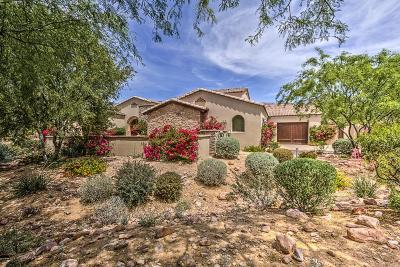 Superstition Mountain Single Family Home For Sale: 8871 E Lost Gold Circle